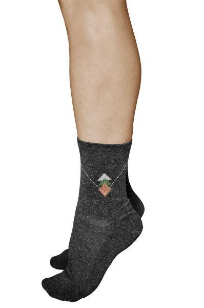 Angora Wool Warm Winter Socks (Women)
