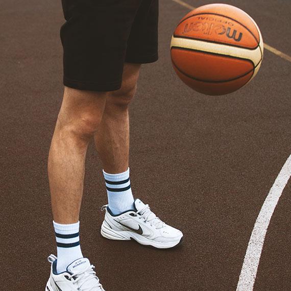 Men's tube socks
